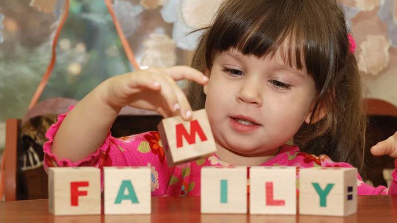 Английский для детей до 3 лет