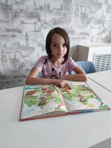изучение английского дети