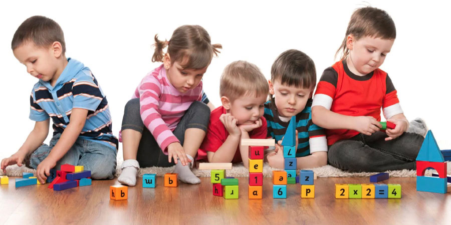 Принципы обучения английскому детей