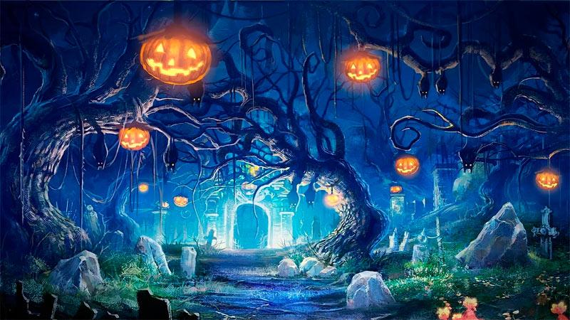 Halloween в разных странах